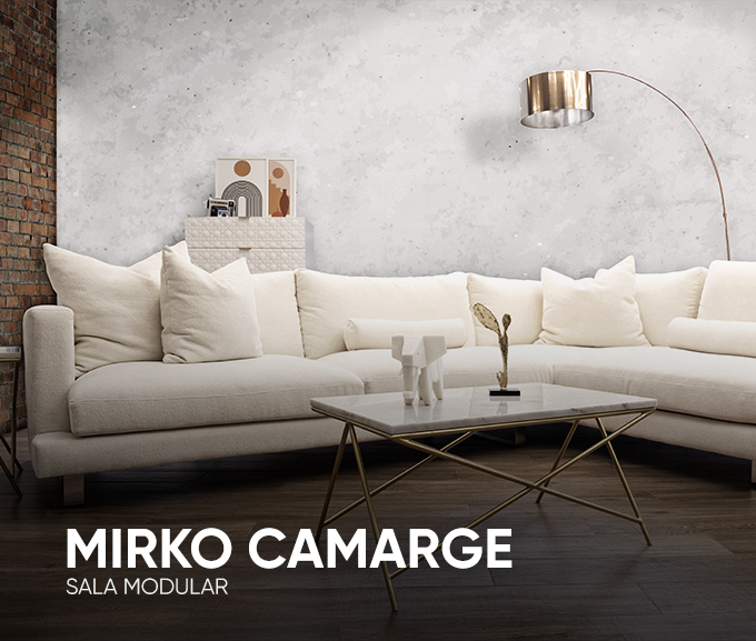 Sala Modular Mirko Camarge Blanco